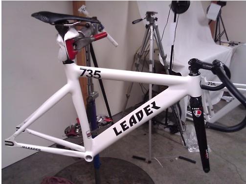 Frame: 2011 Leader 735  