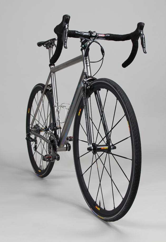 Firefly Bicycles Di2 Titanium Dirt Road
