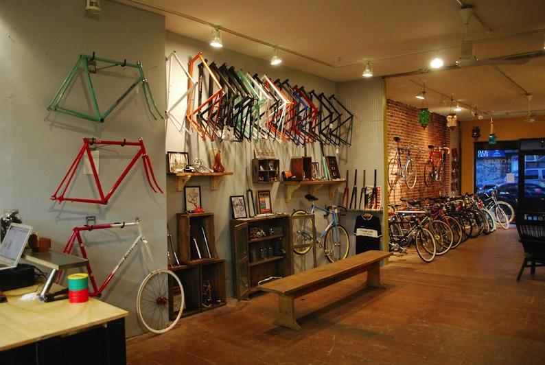 Retail bike shop business plan